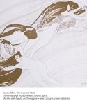 """Gustav Klimt, """"Ver Sacrum"""", 1898, Università degli Studi di Milano, Centro Apice (Archivi della Parola, dell'Immagine e della Comunicazione Editoriale)"""